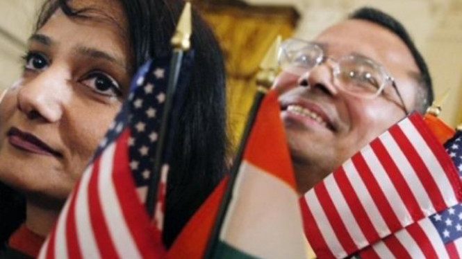 Warga AS keturunan India