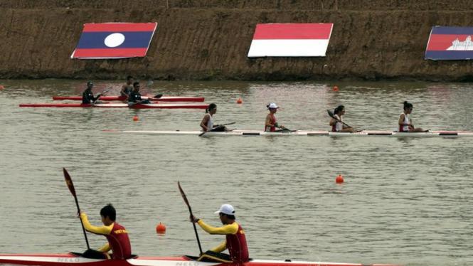 Cabang dayung di SEA Games 2011