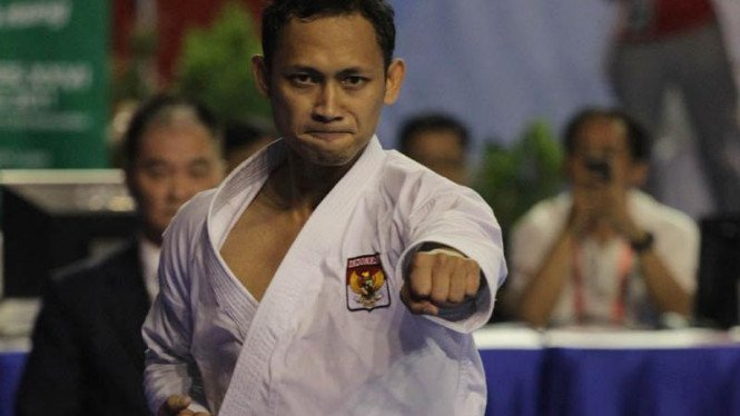 Faisal Karateka Indonesia