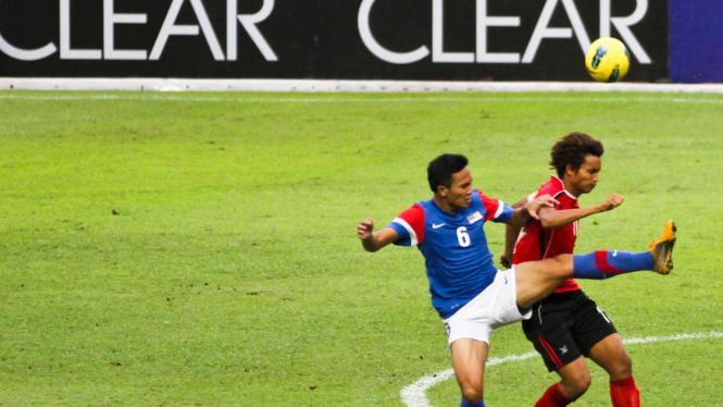 Malaysia Vs Kamboja Di Sea Games 2011
