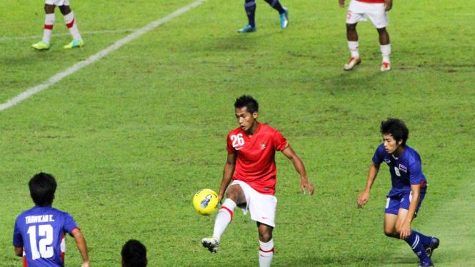 Indonesia Vs Thailand Di Sea Games 2011