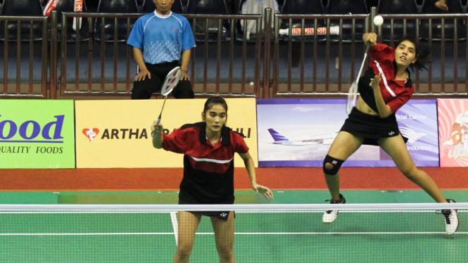 Tim Bulutangkis Putri Indonesia Di Sea Games 2011