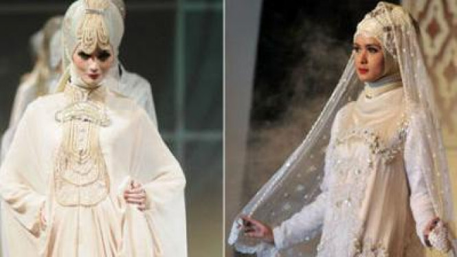 Jilbab pengantin