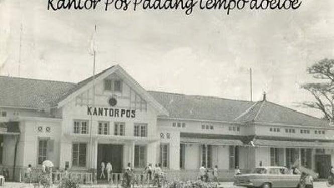 Kantor Pos Pasar Baru Saksi Sejarah Jakarta