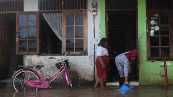 Pondok Labu Kembali Banjir