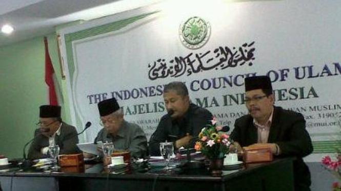Majelis Ulama Indonesia bertemu Walikota Bogor Diani Budiarto