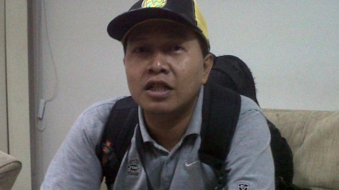 Hendry Kurniawan, pelapor sedot pulsa
