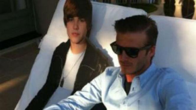 Justin dan Beckham