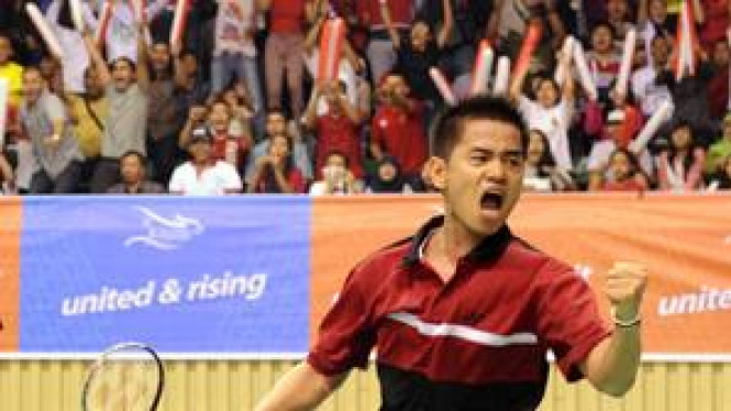 Winning Moment SEA Games XXVI