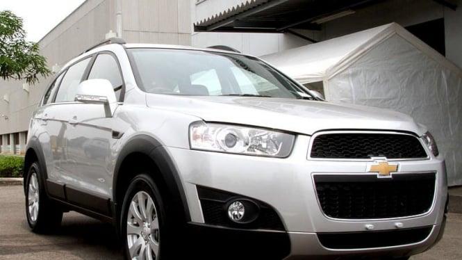Lagi Chevrolet Indonesia Setop Jual Produknya Di Ri Viva