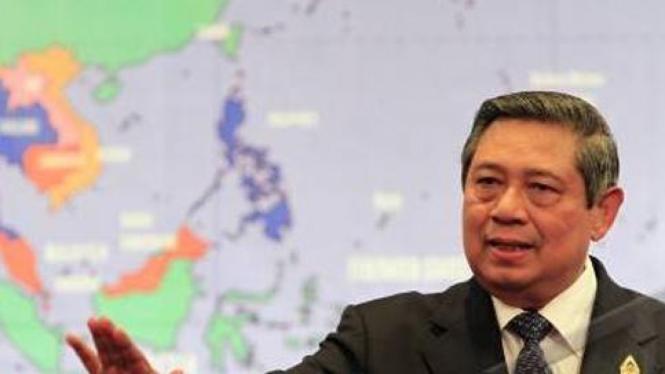 SBY di KTT ASEAN