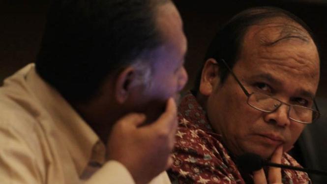 Diskusi Calon Pimpinan KPK di DPR