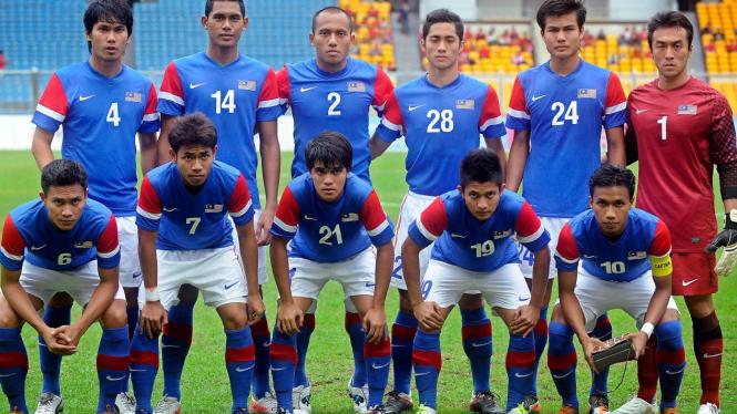 Skuat tim nasional Malaysia
