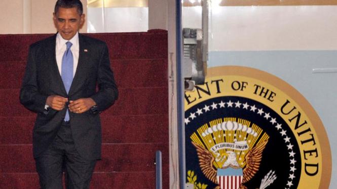 Presiden Obama menghadiri KTT Asean di Bali