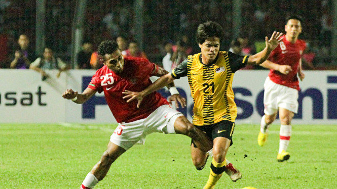 Indonesia Vs Malaysia Di Sea Games XXVI 2011