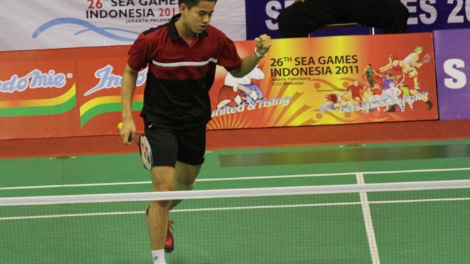 Simon Santoso Melaju ke Final