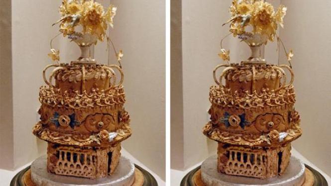 kue pengantin tertua