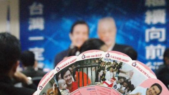 Kampanye Partai Kuomintang