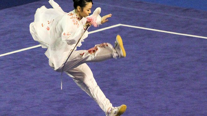 Wushu Kembali Sumbang Emas Di Sea Games XXVI 2011