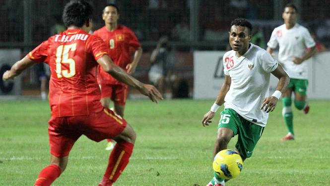 Indonesia Vs Vietnam Di Sea Games XXVI 2011