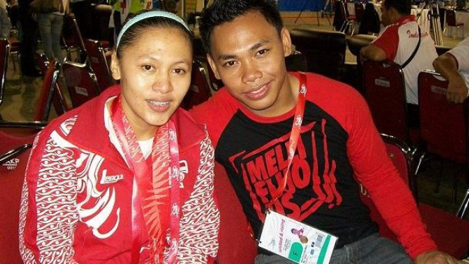 Masitoh dan Eko Yuli