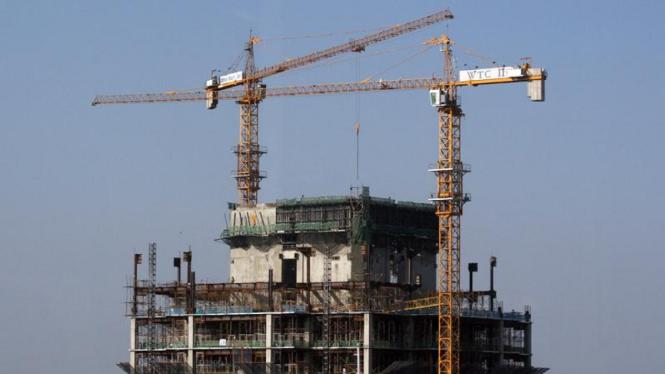 Pengerjaan Konstruksi (Infrastruktur) Bangunan di Jakarta
