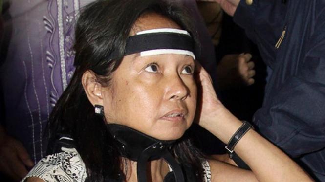 mantan presiden filipina gloria macapagal arroyo