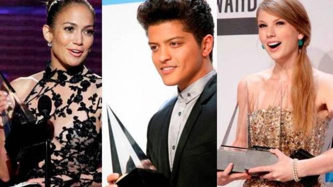 Pemenang American Music Awards 2011