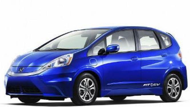 Honda Fit EV (Electronic Vehicle)