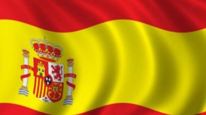 Bendera Spanyol
