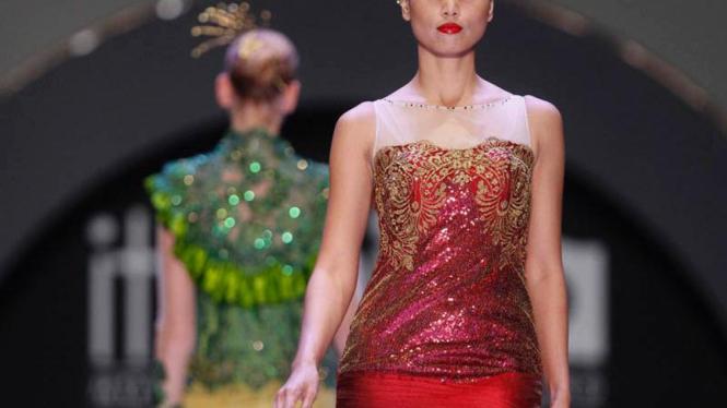 fashion show kebaya malaysia