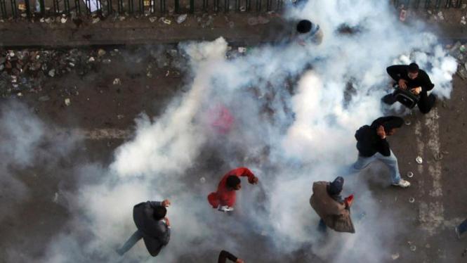 Demonstrasi Mesir