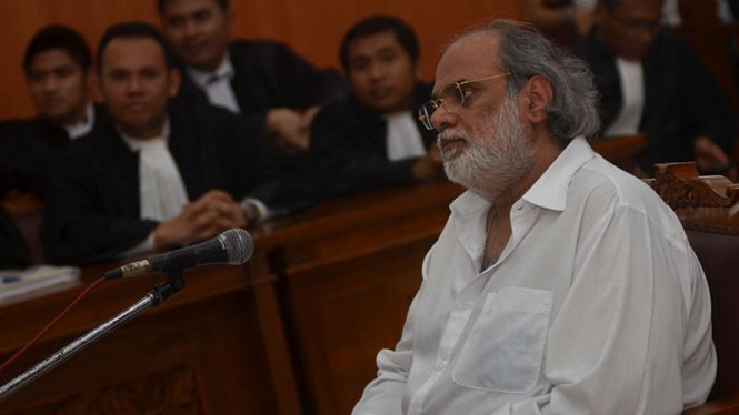 Anand Krishna Bebas
