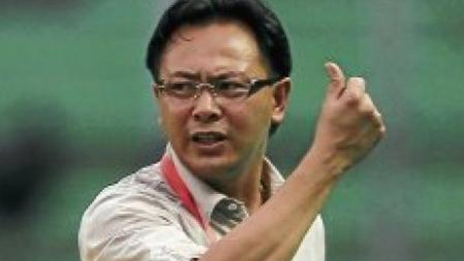 Pelatih Malaysia, Ong Kim Swee