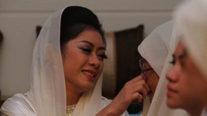 Pengajian Menjelang Pernikahan Aliya - Ibas