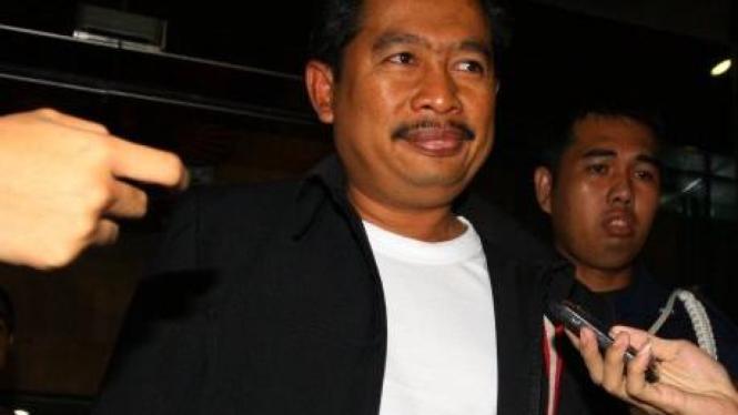 Jaksa Sistoyo yang diduga terima suap
