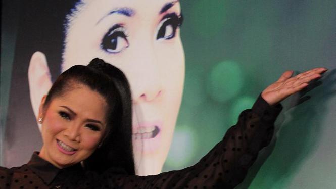 Jumpa Pers The Emerald Voice Of Vina Panduwinata Concert 2011