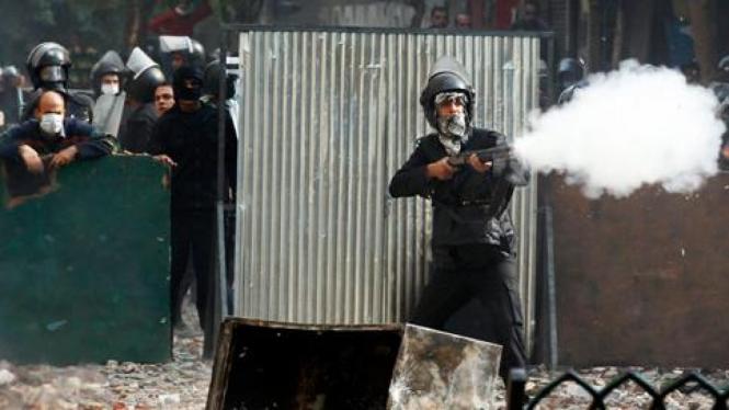 Bentrokan di Kairo, Mesir