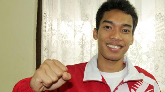 Dian Kristanto Atlet Pencak Silat Indonesia