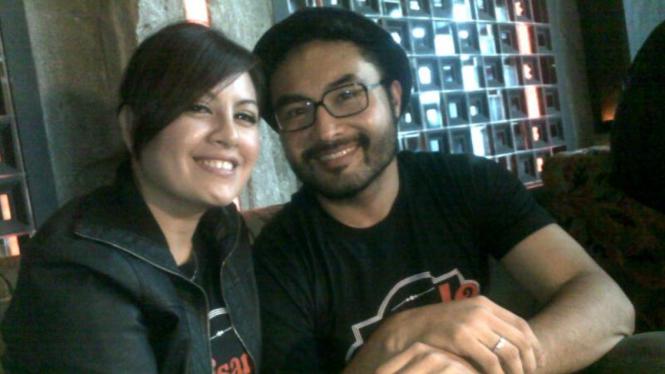Surya Saputra dan Chintya Lamusu