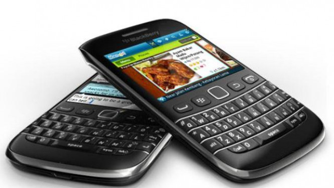 BlackBerry Bold 9790 atau Bellagio