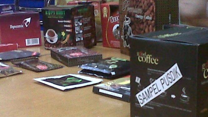 kopi mengandung bahan kimia