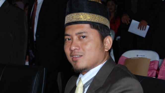 Tersangka suap anggota DPRD Semarang Agung Purno Sarjono