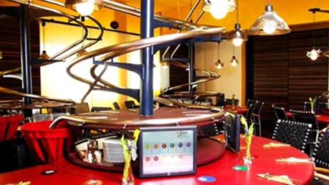 Restoran 's Baggers di Jerman yang Berkonsep Masa Depan