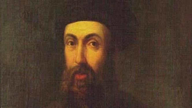 Lukisan potret Ferdinand Magellan