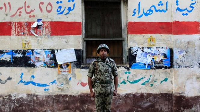 Pemilihan Umum Parlemen Pertama di Kairo, Mesir