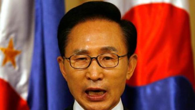 Perdana Menteri Korea Selatan, Lee Myung-bak