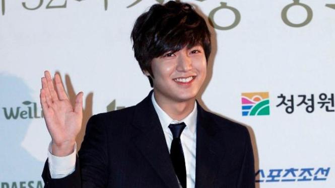 Lee Min Ho - Reuters