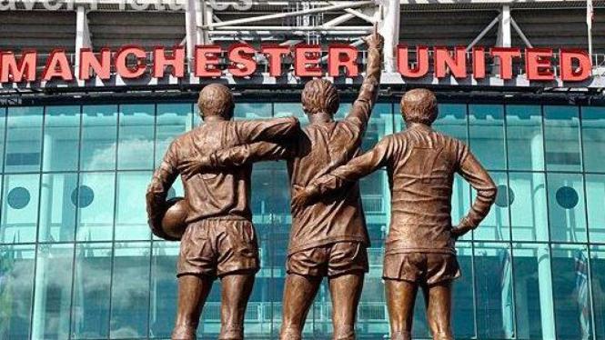 Stadion MU, Old Trafford