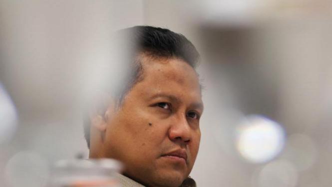 Menakertrans Muhaimin Iskandar Berkunjung ke Redaksi VIVAnews